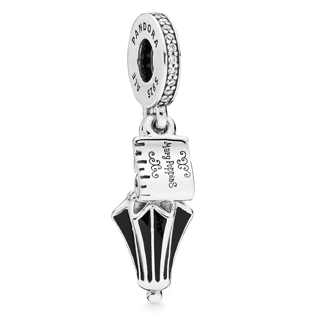 Mary Poppins Umbrella Charm by Pandora Jewelry
