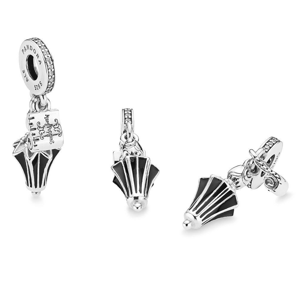 Mary Poppins Umbrella Charm by Pandora Jewelry