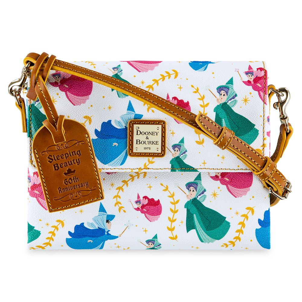 Sleeping Beauty Crossbody Bag by Dooney & Bourke – 60th Anniversary