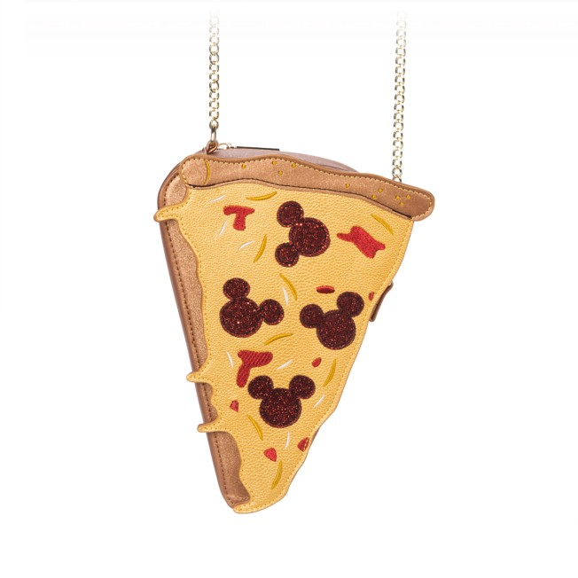 Mickey Mouse Pizza Crossbody Bag by Danielle Nicole