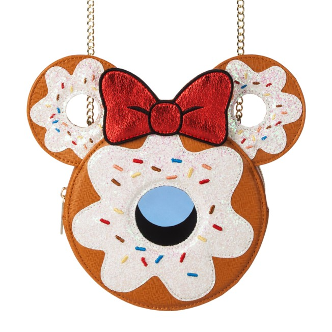 Minnie Mouse Donut Crossbody Bag by Danielle Nicole
