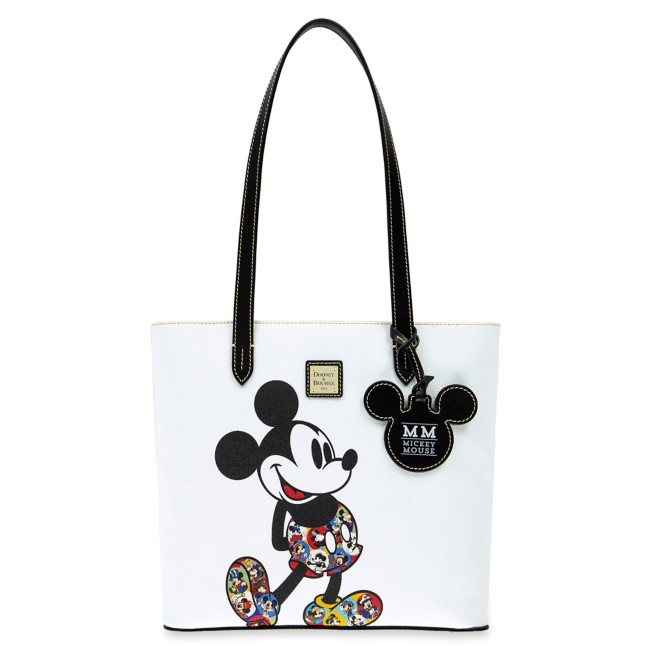 Mickey Mouse Through the Years Button Tote by Dooney & Bourke