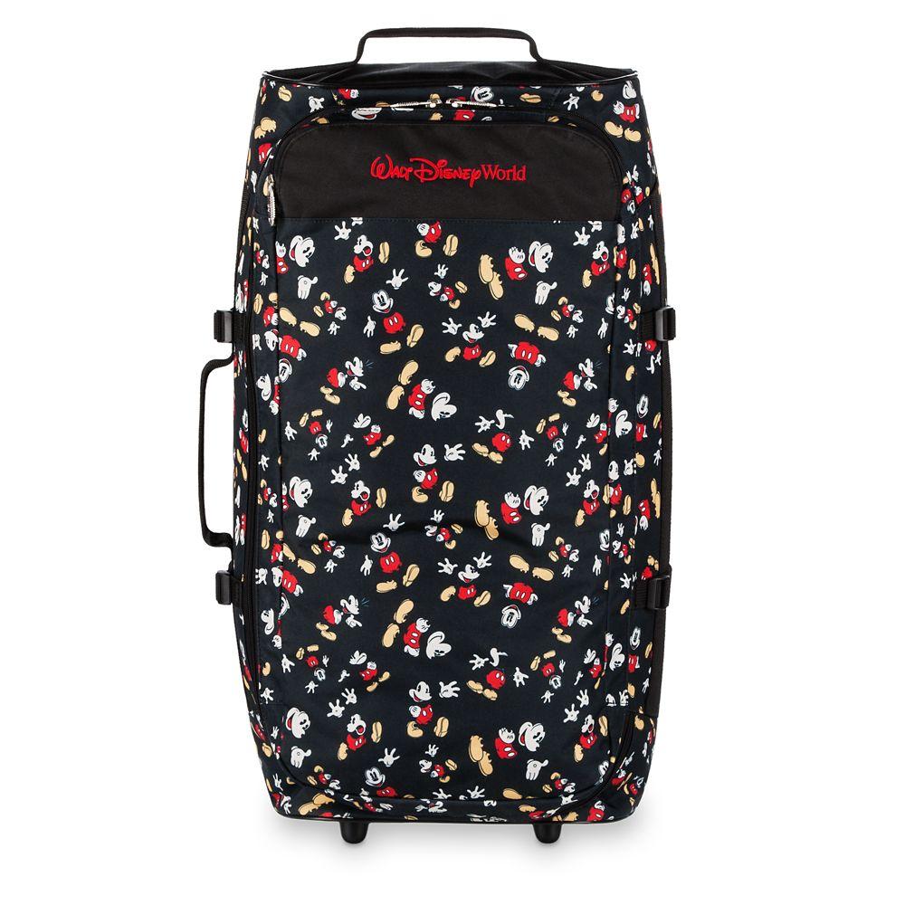 Mickey Mouse Rolling Duffel Bag – Walt Disney World