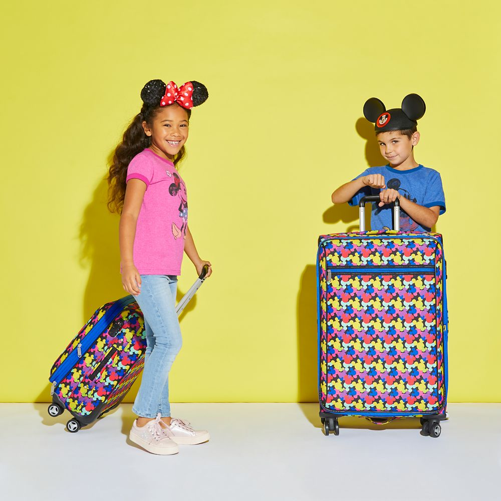 Mickey Mouse Icon Luggage – Small – Walt Disney World