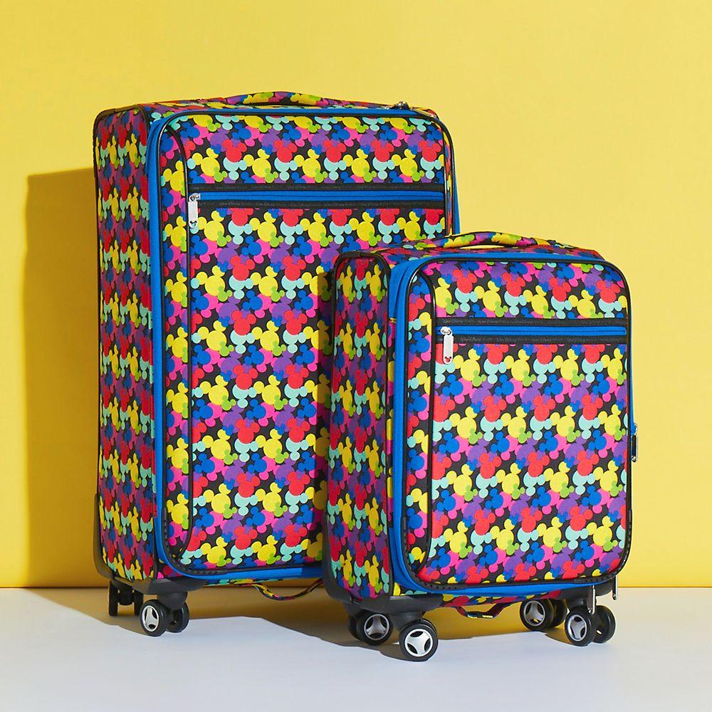 Mickey Mouse Icon Luggage – Small – Walt Disney World