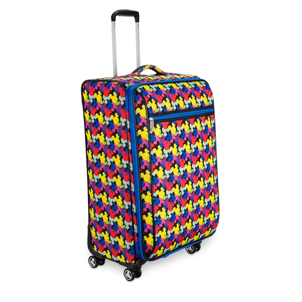 Mickey Mouse Icon Luggage – Large – Walt Disney World
