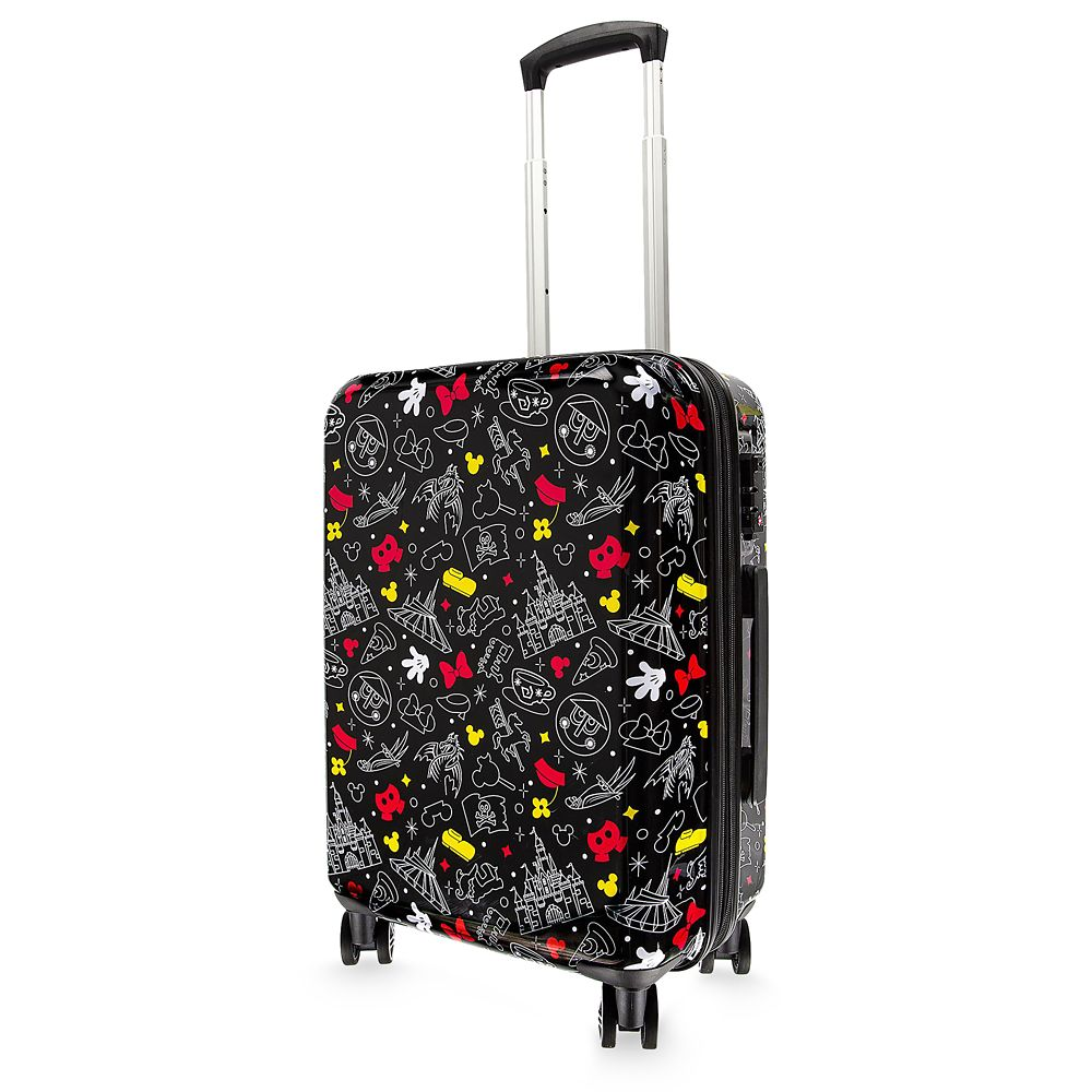 Disney Parks Rolling Luggage – Small – 21''