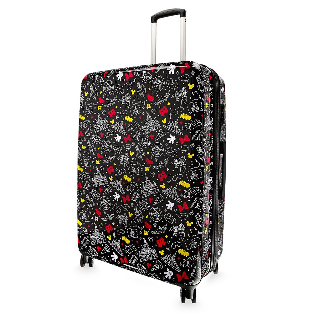Disney Parks Rolling Luggage – Large – 28''