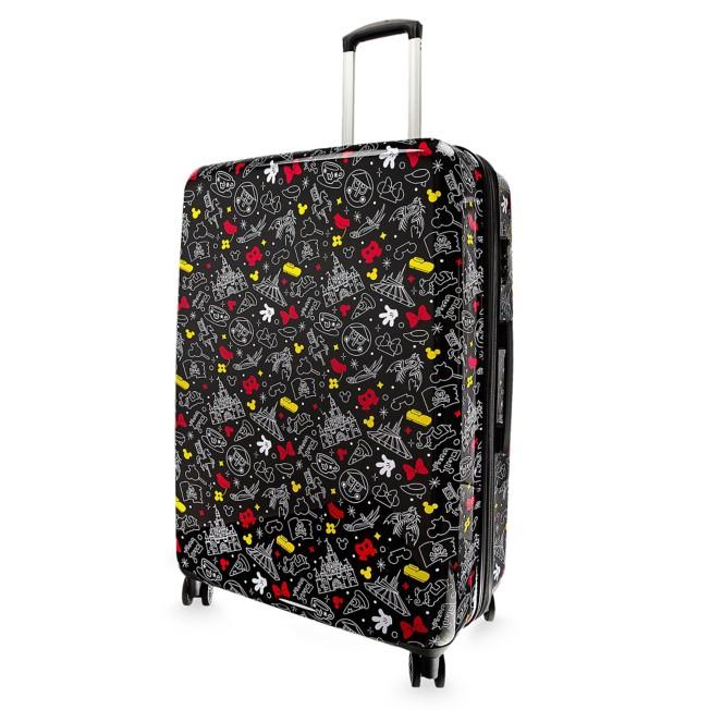Disney Parks Rolling Luggage – Large – 28''