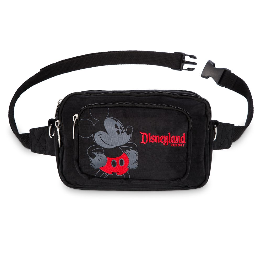 Mickey Mouse Convertible Hip Pack – Disneyland