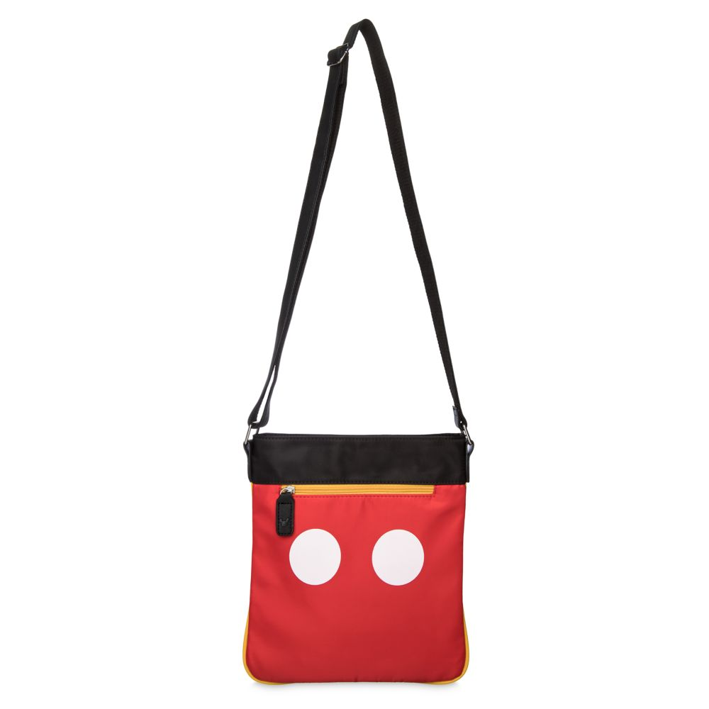 Mickey and Minnie Mouse Crossbody Bag Official shopDisney