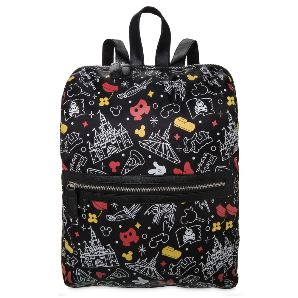 Mickey and Minnie Mouse Disney Parks Backpack