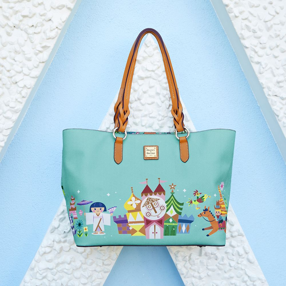 Disney it's a small world Tote by Dooney & Bourke