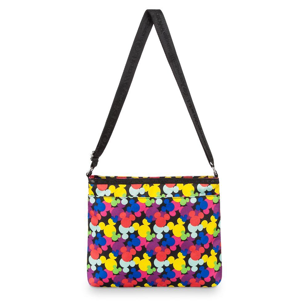 Mickey Mouse Icon Crossbody Bag – Walt Disney World