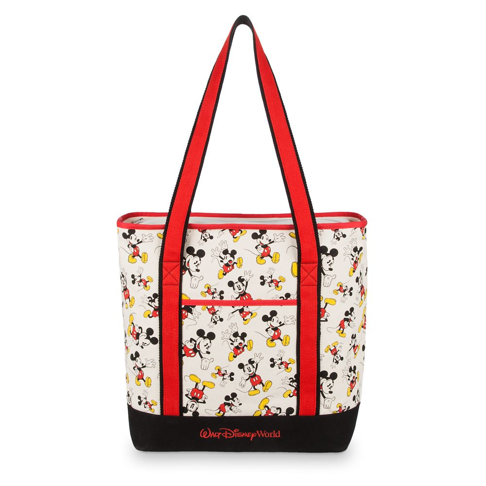 Mickey Mouse Canvas Tote Bag – Walt Disney World