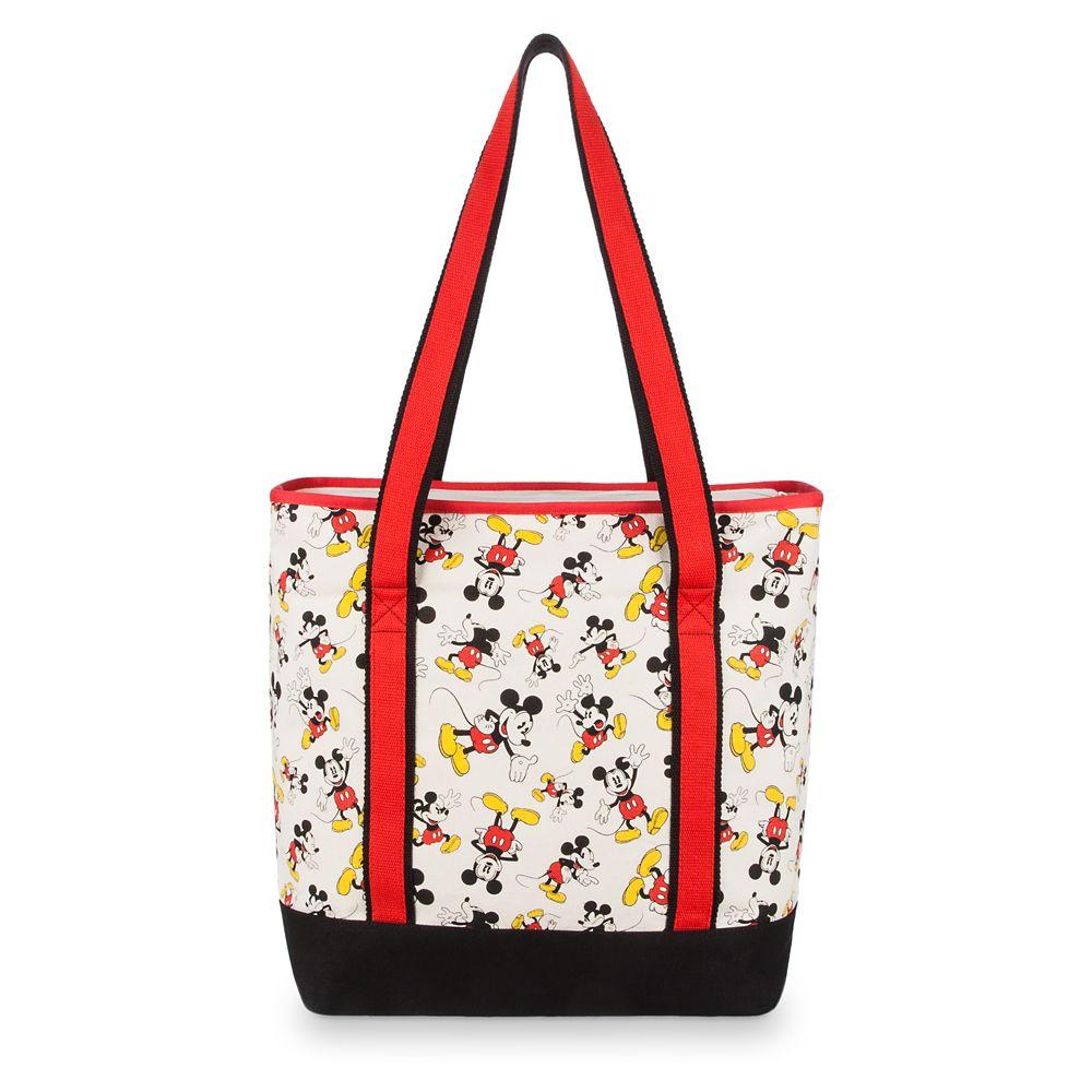Mickey Mouse Canvas Tote Bag – Walt Disney World