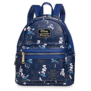 Disney Cruise Line Mini Backpack by Loungefly