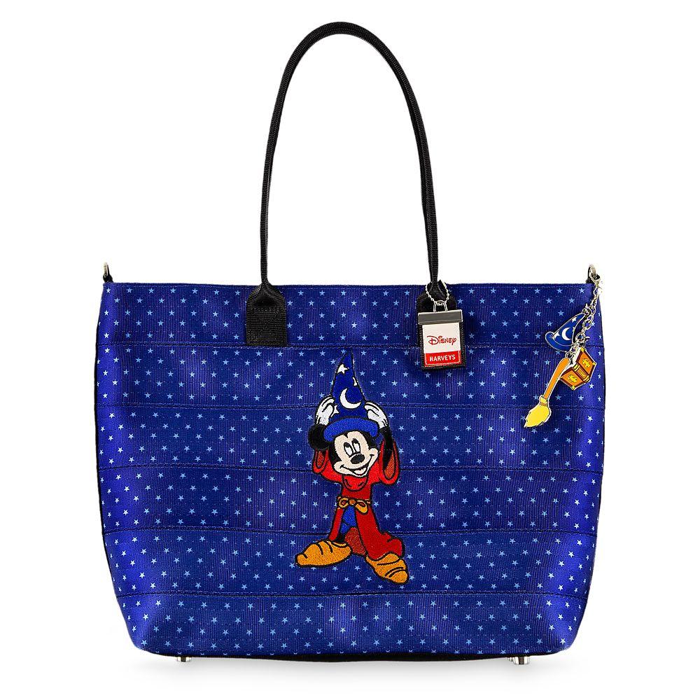 Sorcerer Mickey Mouse Tote Bag by Harveys