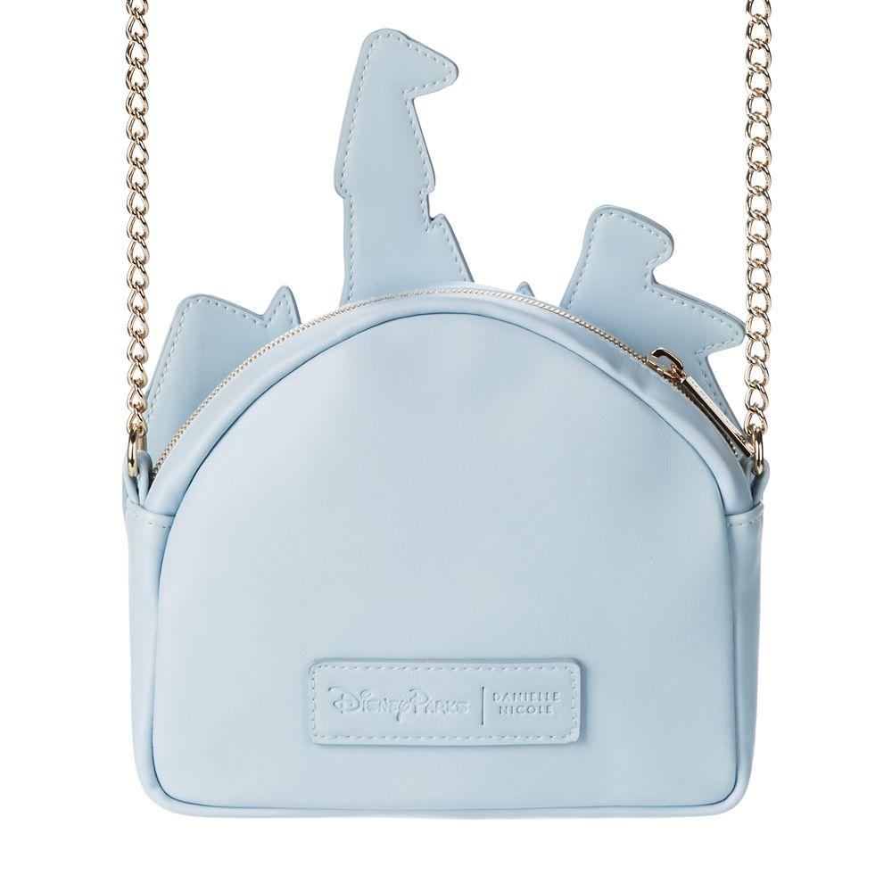 Sleeping Beauty Castle Crossbody Bag by Danielle Nicole – Disneyland