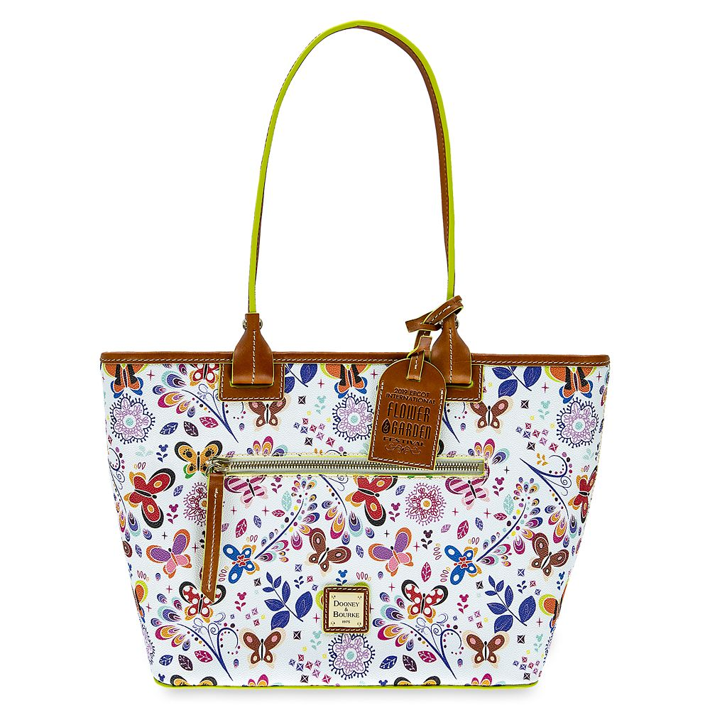 Epcot International Flower & Garden Festival 2019 Tote by Dooney & Bourke