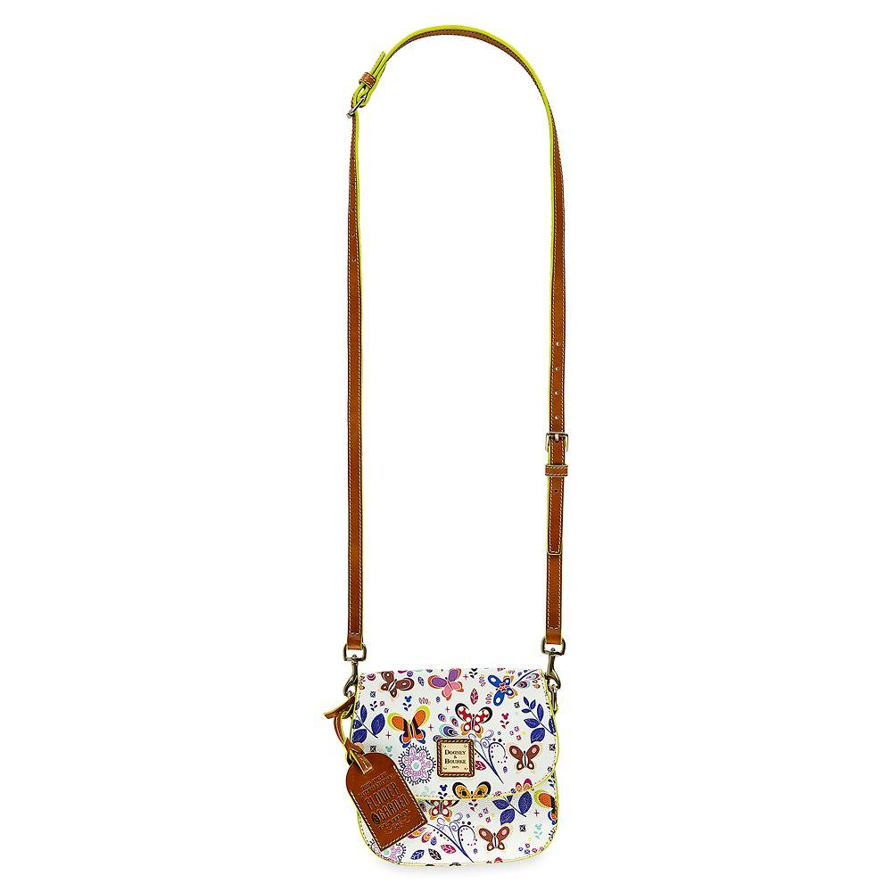 Epcot International Flower & Garden Festival 2019 Crossbody Bag by Dooney & Bourke
