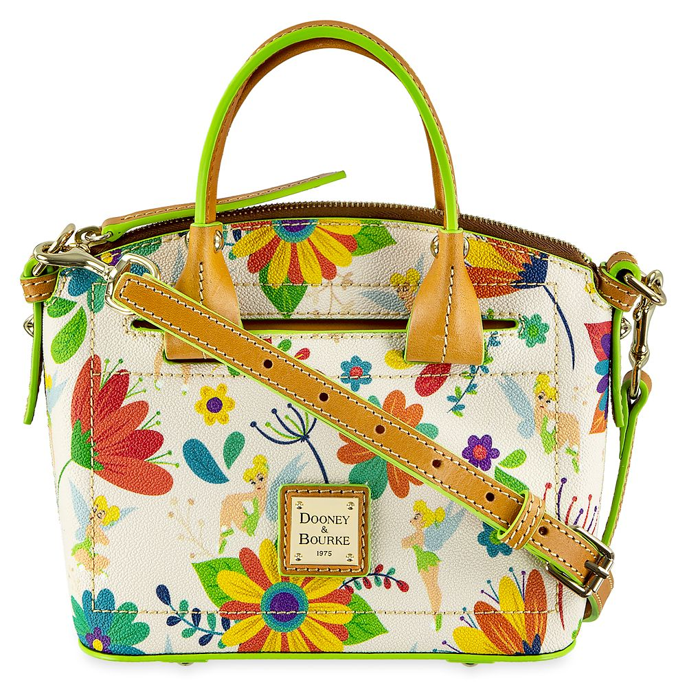 Tinker Bell Satchel by Dooney & Bourke