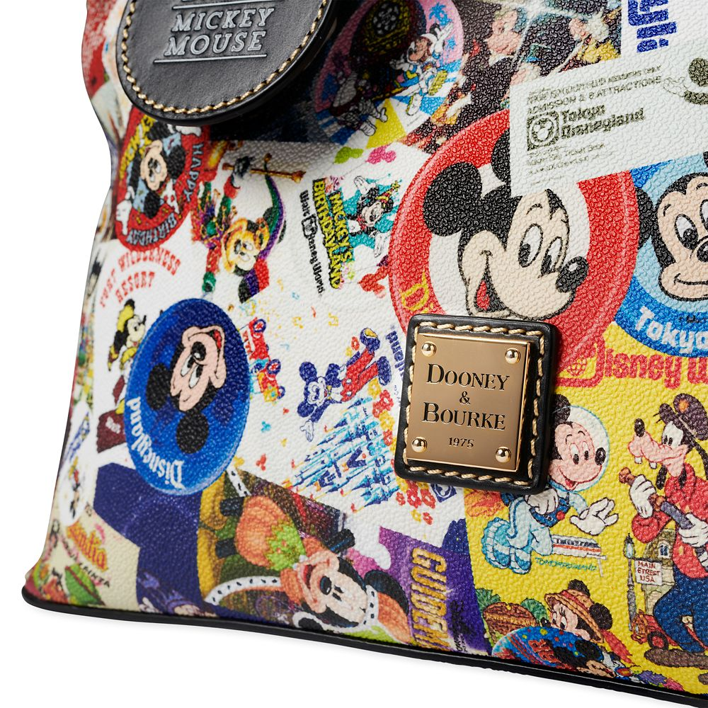 Mickey Mouse Satchel by Dooney & Bourke