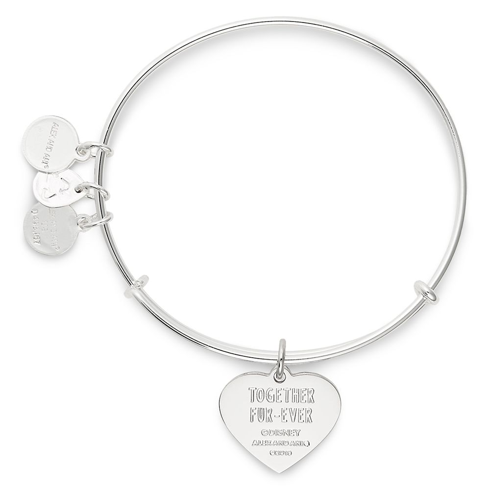 Lady and the Tramp Bangle by Alex and Ani