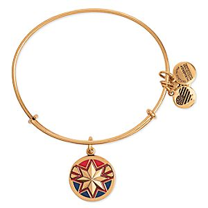 Captain Marvel Bangle by Alex and Ani