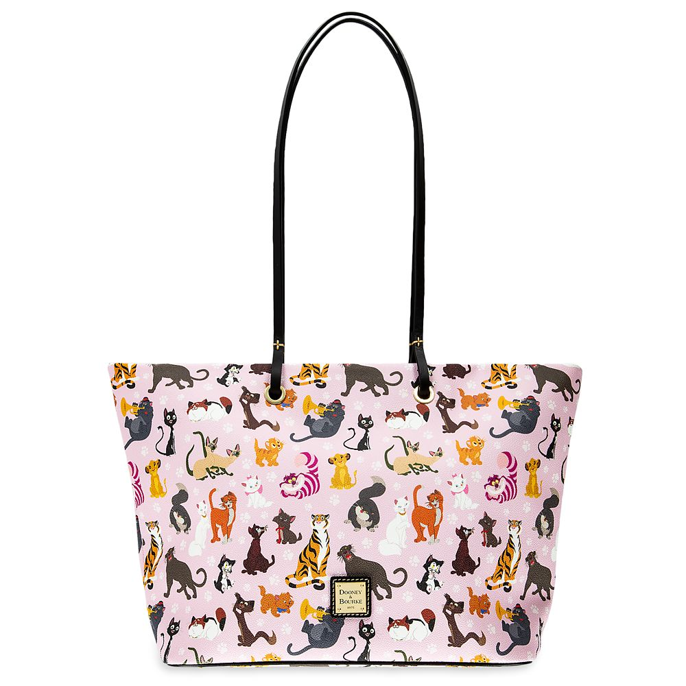 Disney Cats Tote by Dooney & Bourke