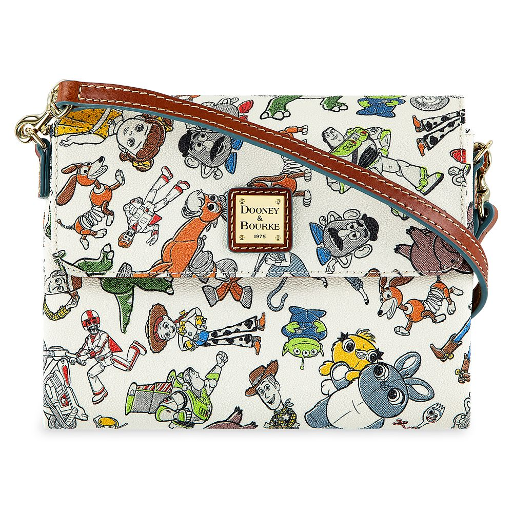 Toy Story 4 Crossbody Bag by Dooney & Bourke Official shopDisney