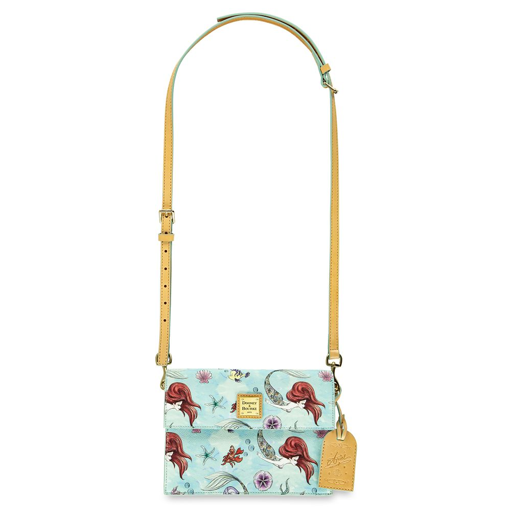 The Little Mermaid Crossbody Bag by Dooney & Bourke