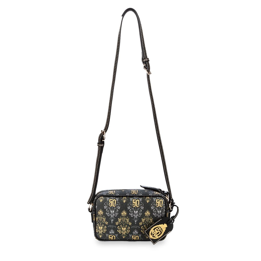 The Haunted Mansion 50th Anniversary Crossbody Bag by Dooney & Bourke