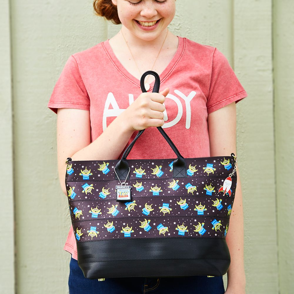 Toy Story Alien Tote by Harveys – Medium