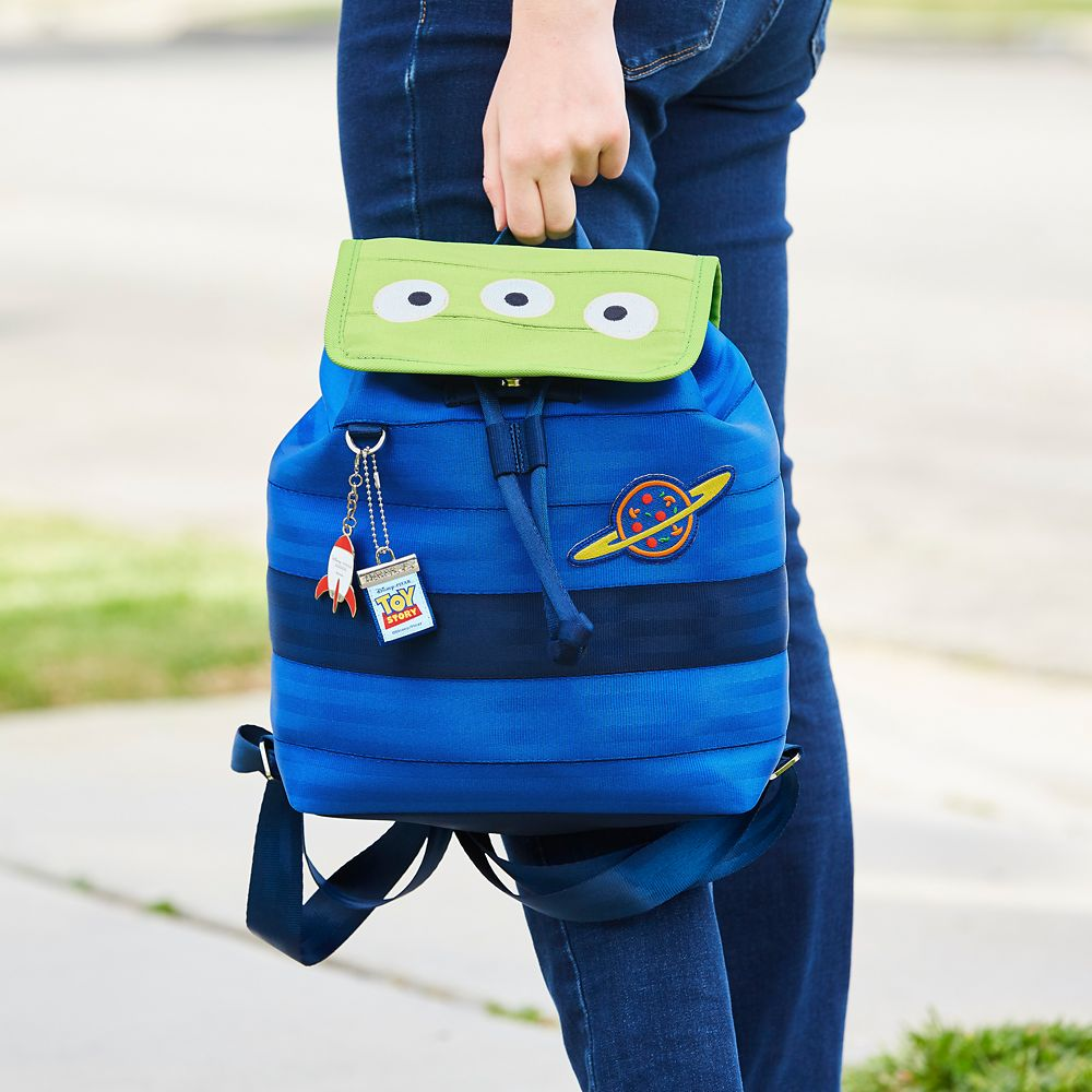 Toy Story Alien Backpack by Harveys