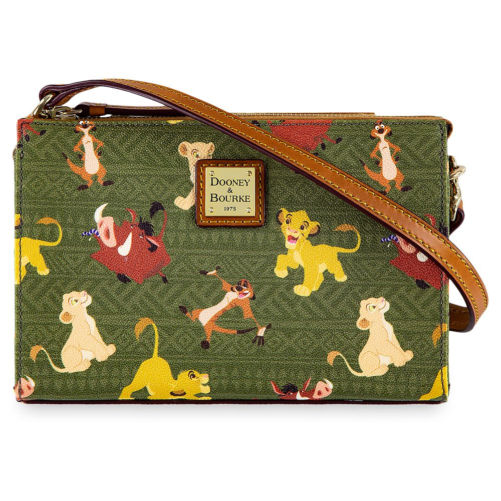 The Lion King Crossbody Bag by Dooney & Bourke Official shopDisney