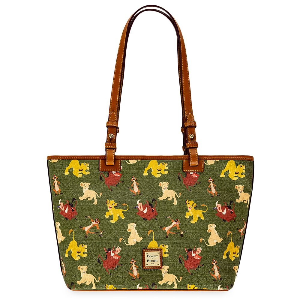 The Lion King Tote Bag by Dooney & Bourke