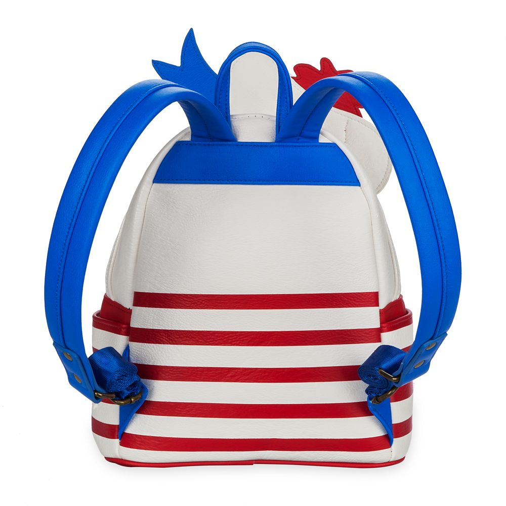 Donald Duck Disney Cruise Line Mini Backpack by Loungefly
