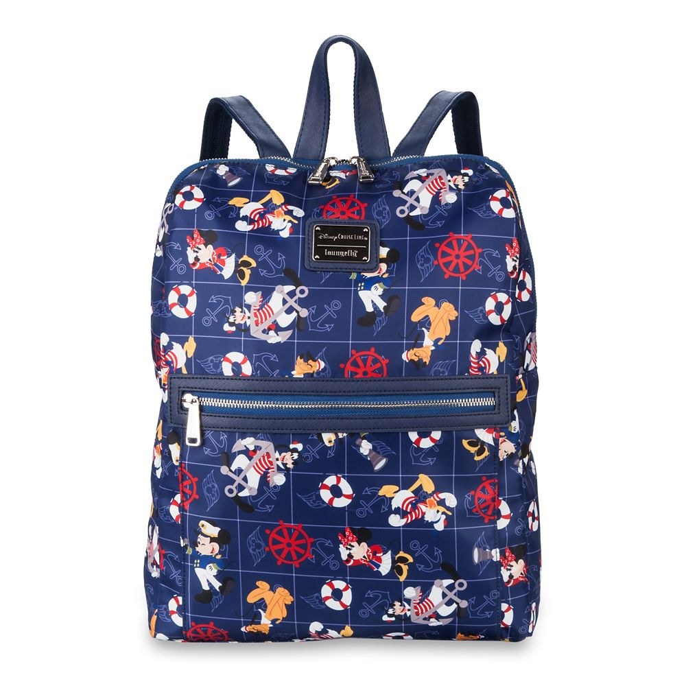 Mickey Mouse and Friends Disney Cruise Line Backpack by Loungefly