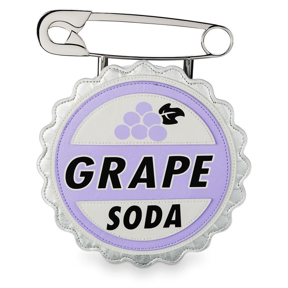 Grape Soda Handbag – Up