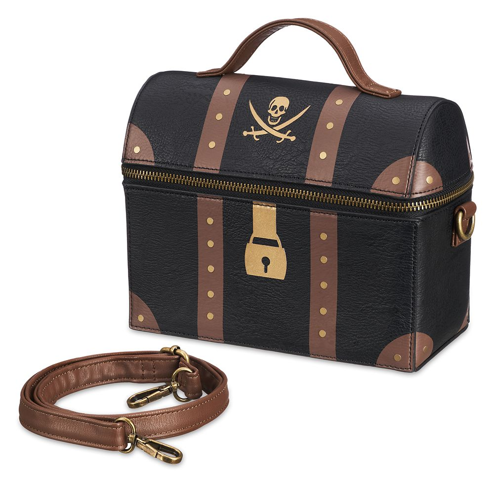 Redd Treasure Chest Handbag – Pirates of the Caribbean