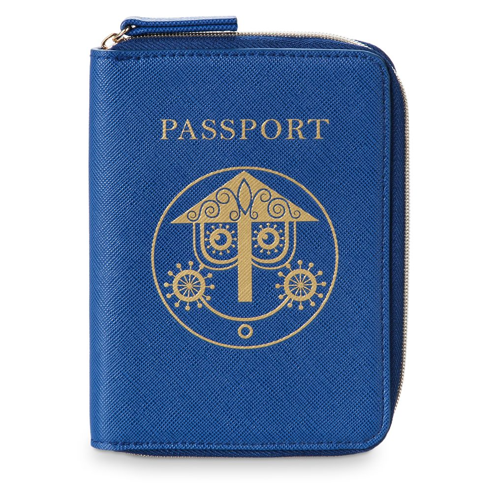 Disney it's a small world Passport Case