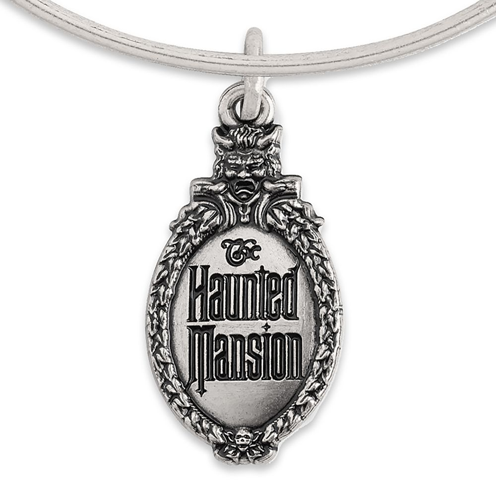 The Haunted Mansion Bangle by Alex and Ani
