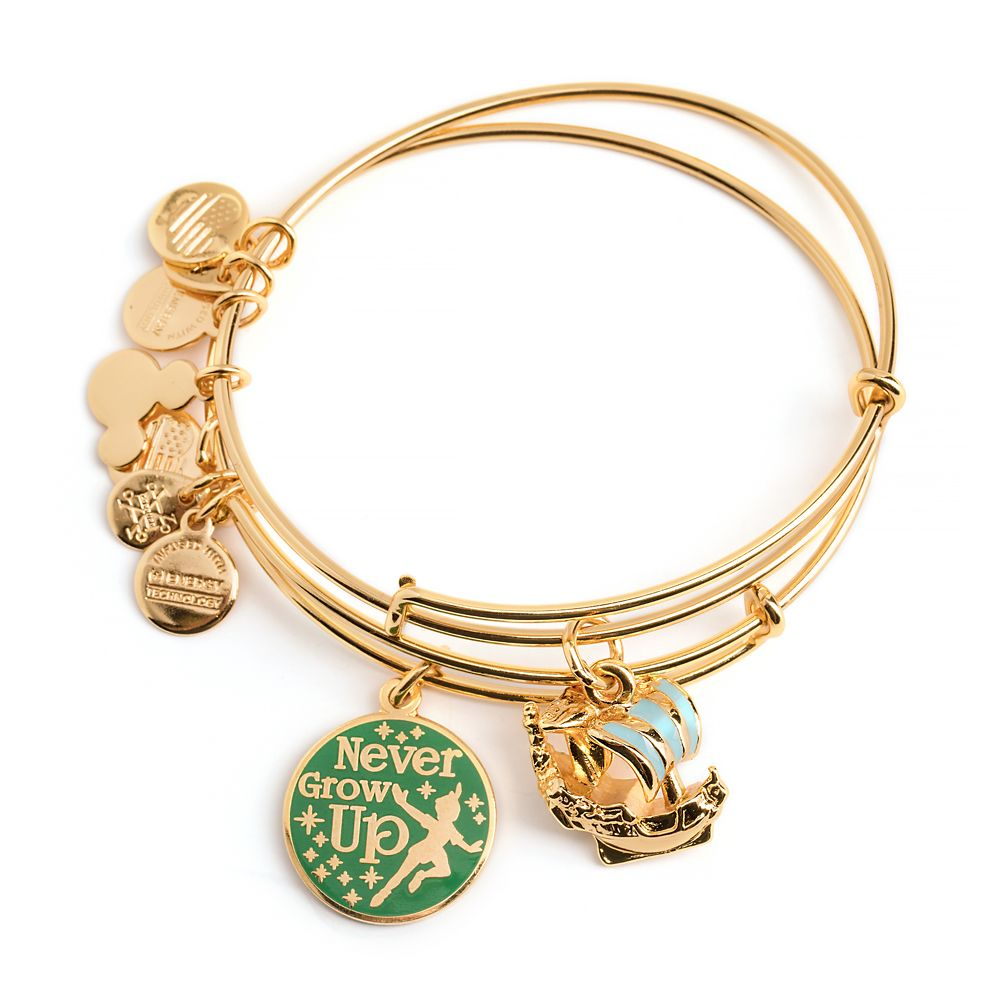 Peter Pan Bangle Set by Alex and Ani