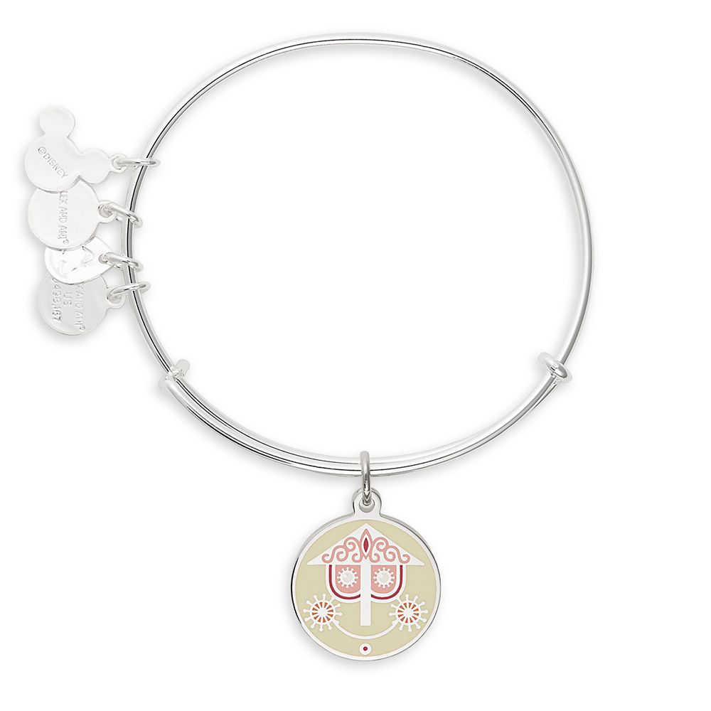 Disney it's a small world Bangle by Alex and Ani