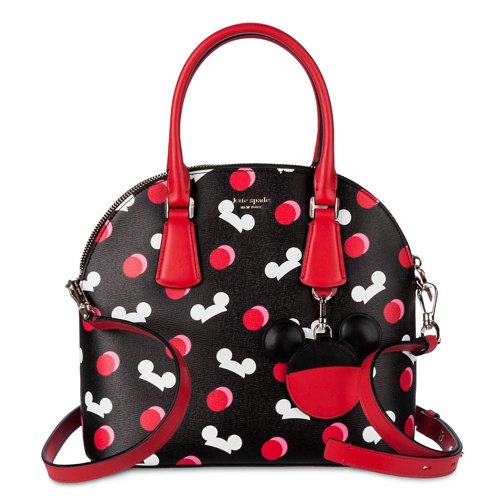 Mickey Mouse Ear Hat Satchel by kate spade new york  Black Official shopDisney