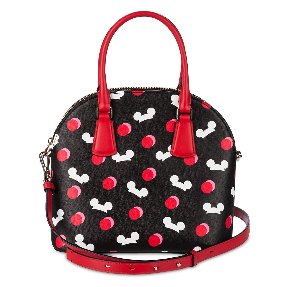 Mickey Mouse Ear Hat Satchel by kate spade new york – Black