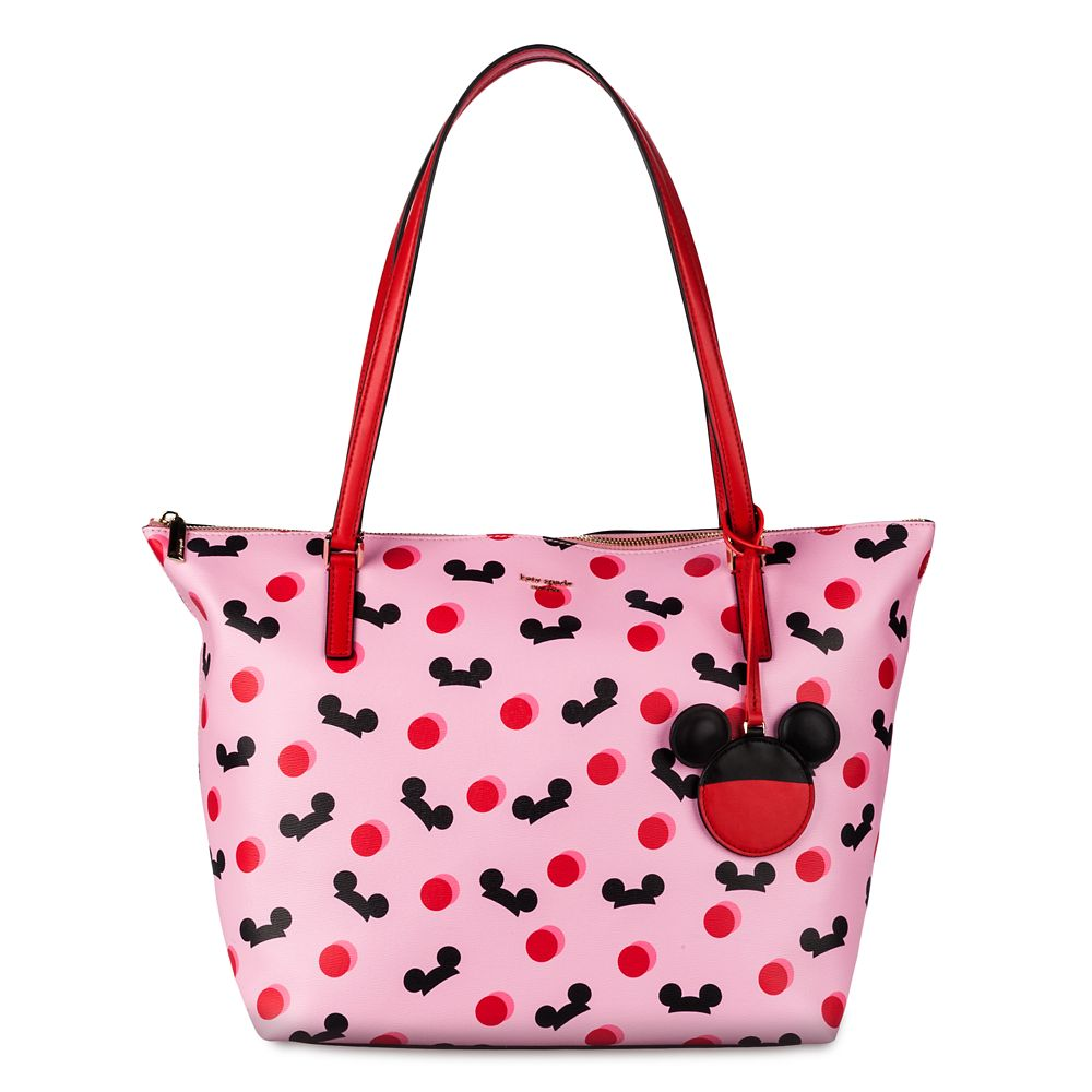 Mickey Mouse Ear Hat Tote by kate spade new york  Pink Official shopDisney