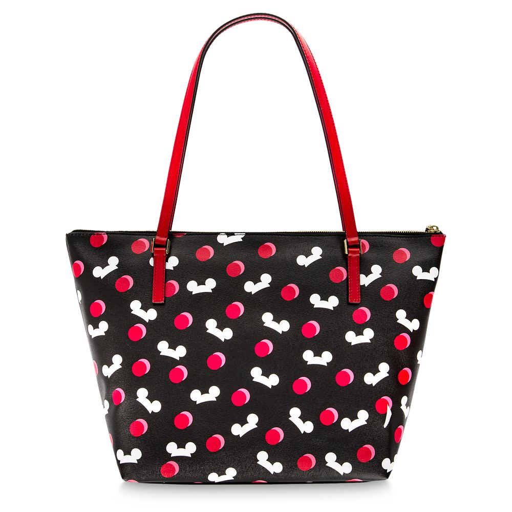 Mickey Mouse Ear Hat Tote by kate spade new york – Black
