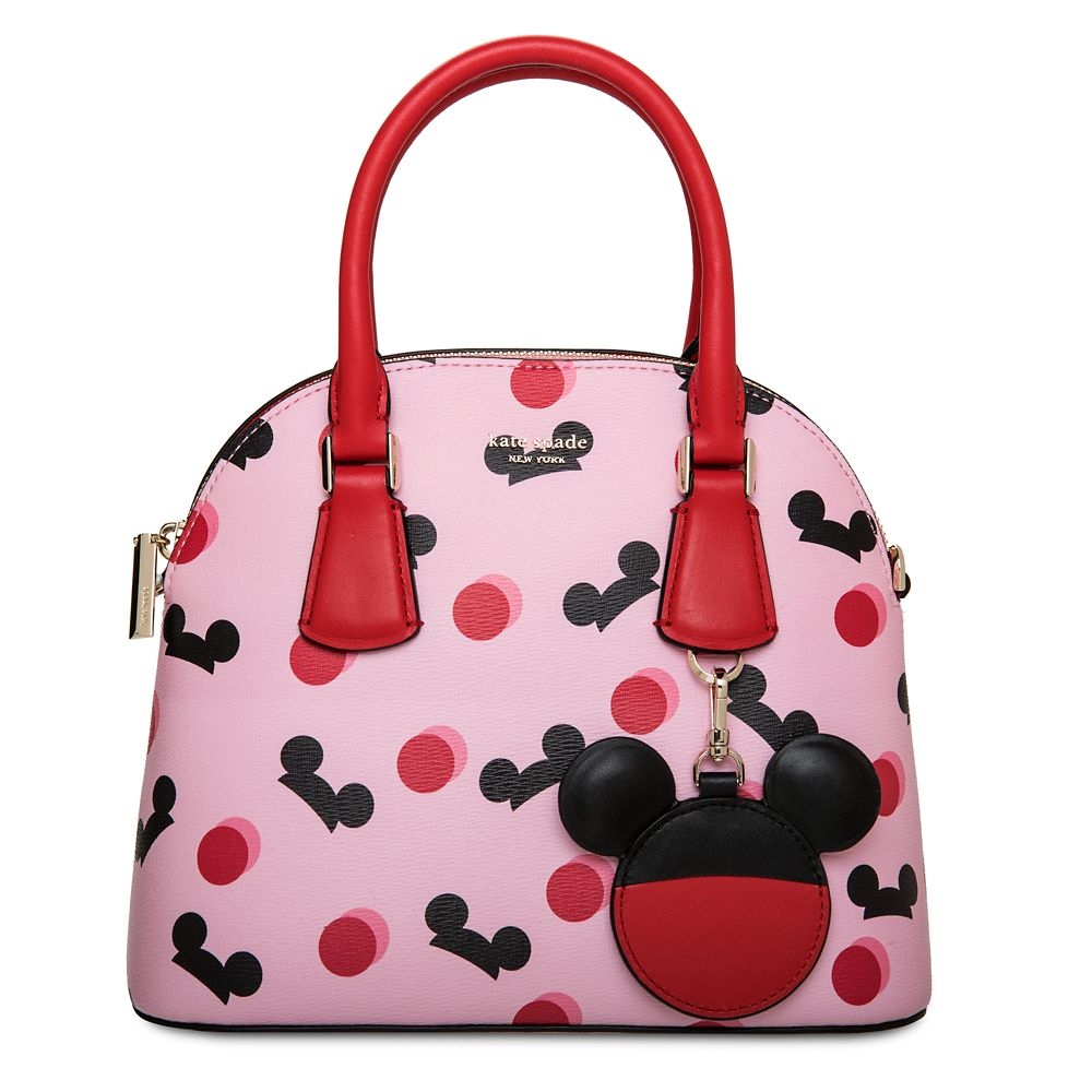 Mickey Mouse Ear Hat Satchel by kate spade new york – Small – Pink